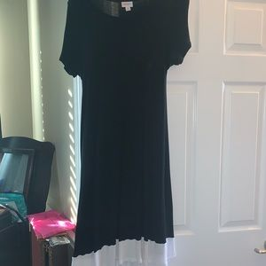 Lularoe Carly Double Dipped Color